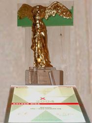 Golden Nica Award